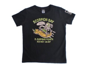 Scorpion Bay T-Shirt HAVANNA Carbon schwarz