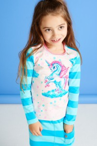 Mim-Pi Langarm-Shirt/Longsleeve Streifen blue