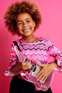 Mim-Pi Langarm-Shirt/Longsleeve ZICKZACK pink