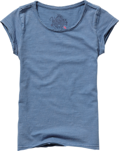 Vingino Basic T-Shirt HALIA reflex blue