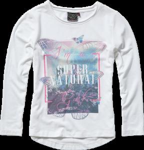 Vingino Langarm-Shirt/Longsleeve JACINTA real white