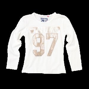 Vingino Langarm-Shirt/Longsleeve JASCHA spring white