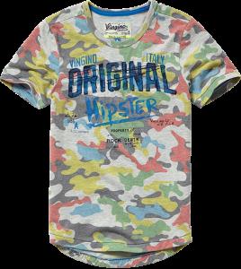 Vingino T-Shirt JISSE multi camouflage