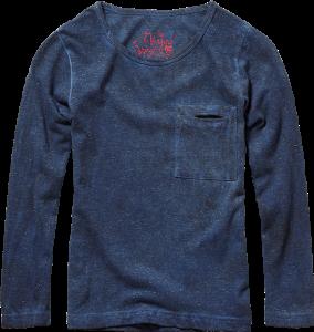 Vingino Langarm-Shirt/Longsleeve JOLINE dark blue