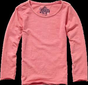Vingino Basic Langarm-Shirt/Longsleeve KALEA rose pink