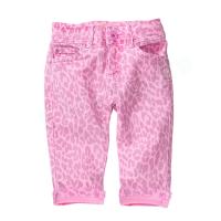 Vingino Leo-coloured-Jeans Capri KEZIA pink