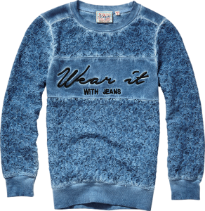 Vingino Sweat-Shirt NANCY delft blue