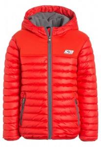 Vingino Winter-Jacke mit Kapuze TYL flame red