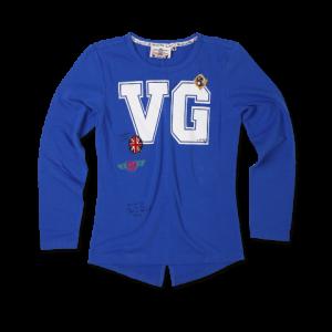 Vingino Langarm-Shirt / Longsleeve JISCA blue