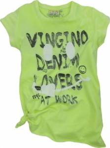 Vingino T-Shirt HYWA neon yellow