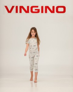 Vingino Schlafanzug/Pyjama WILIANNE SET light grey