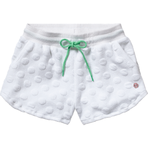 Vingino kurze Sweat-Hose/Short SAARTJE real white