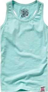 Vingino Racerback-Shirt/Tank-Top GRACE aruba blue