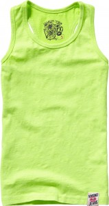 Vingino Racerback-Shirt/Tank-Top GRACE spring lime