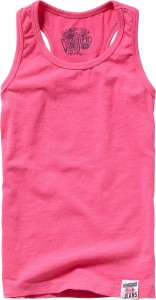 Vingino Racerback-Shirt/Tank-Top GRACE tropic pink