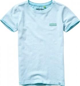 Vingino Basic T-Shirt Rundhals HAMIEL aruba blue