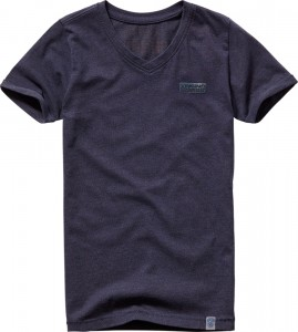 Vingino Basic T-Shirt V-Neck HAYCO dark blue 128 - 8y