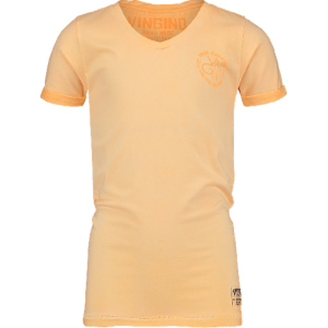 Vingino T-Shirt V-Ausschnitt HENDRIK neon orange