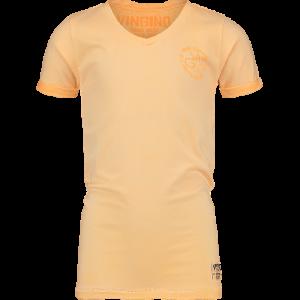 Vingino T-Shirt V-Ausschnitt HENDRIK neon orange