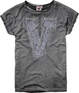 Vingino T-Shirt ILIONA shade grey
