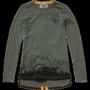 Vingino Langarm-Shirt/Longsleeve JARY army