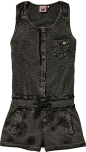 Vingino Jersey-Jumpsuit PARDIS black
