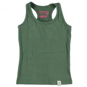 Vingino Racerback-Shirt/Tank-Top GEERTJE soft army