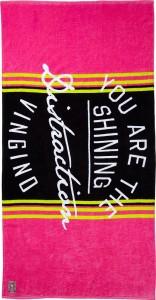 Vingino Badehandtuch/Strandhandtuch VANITY TOWEL neon pink