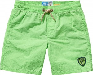 Vingino Bade-Bermuda/Shorts XAVIER neon green