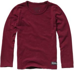 Vingino Basic Langarm-Shirt/Longsleeve JAHJA aubergine red