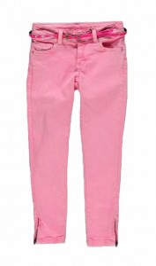 Vingino Jeans KATKA neon pink
