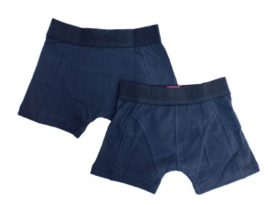Vingino Basic Boxer/Short 2er-Pack navy