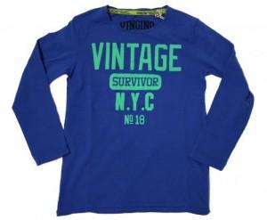 Vingino Langarm-Shirt/Longsleeve JERMAINE med blue