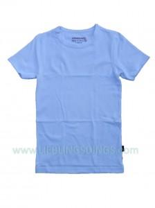 Vingino Basic-T-Shirt Boys Rundhals-Ausschnitt weiß