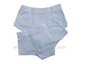 Vingino Basic Short Girls 2er-Pack weiß