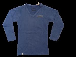 Vingino Langarm-Shirt/Longsleeve V-Neck JENS true navy