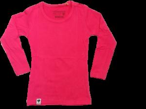 Vingino Basic-Langarm-Shirt/Longsleeve KASSANDRA bright pink