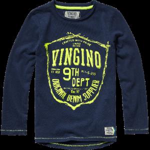 Vingino Langarm-Shirt/Longsleeve JAO dark blue