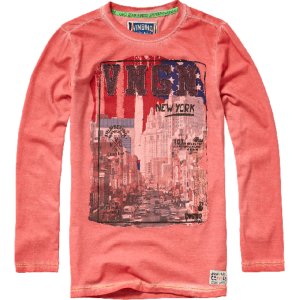 Vingino Langarm-Shirt/Longsleeve JARELL flame red