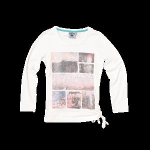 Vingino Langarm-Shirt/Longsleeve KENZA spring white