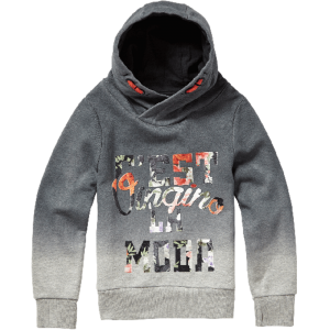 Vingino Kapuzen-Sweat-Shirt NARIJE grey mele