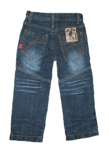 Whoopi Jeans dark denim
