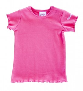 Whoopi Basic T-Shirt coralle
