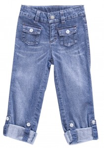 Whoopi Jeans Strech Denim blue