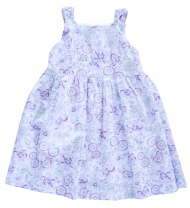 Whoopi Sommer Kleid Blüten-Allover