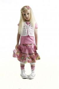 Mim-Pi Basic-T-Shirt soft pink