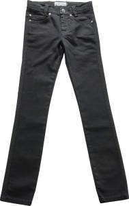 Blue Effect Mädchen Basic Jeans 102 schwarz NORMAL