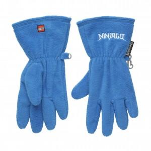 Lego Wear Jungs Fleece Handschuhe blau