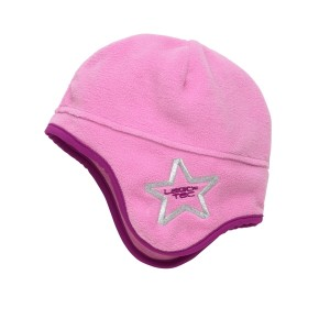 Lego Wear Mädchen Fleece Mütze pink