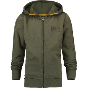 Vingino Kapuzen-Sweat-Jacke OCTAR army green
